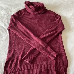 Madewell Cowl Neck Sweater